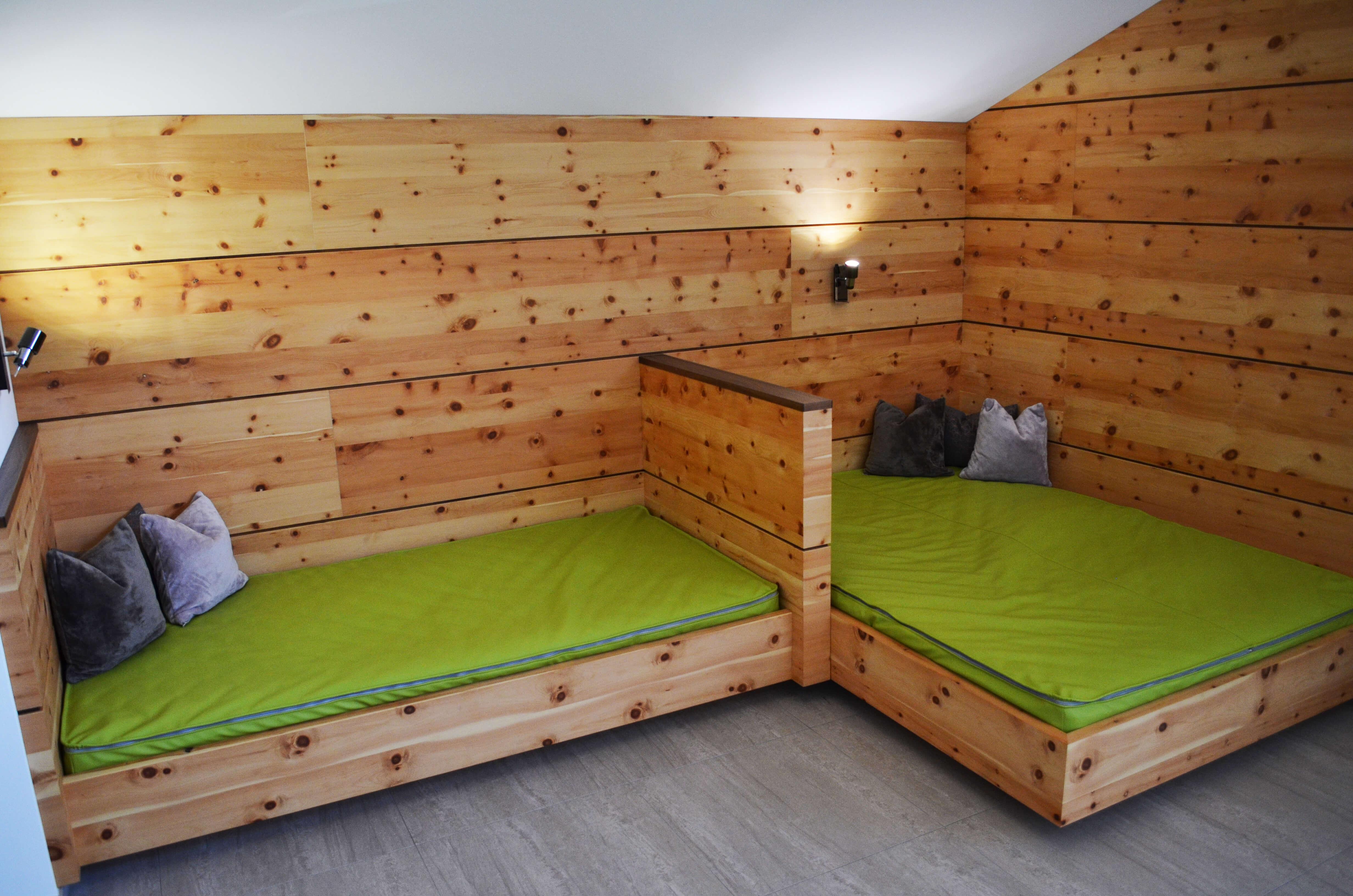 Wellness - Hotel Garni Poltehof in Fiss, Tirol